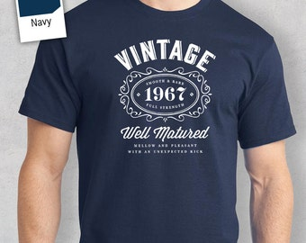 50th Birthday, 1967 Birthday, 50th Birthday Idea, Great 50th Birthday Present, 50th Birthday Gift, 50th Birthday Shirt For an 50 Year Old!