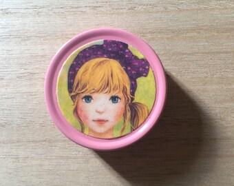 Fresh 'Fairy Floss'. Solid Perfume.10 ML