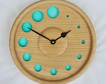 Very contemporary wall clock