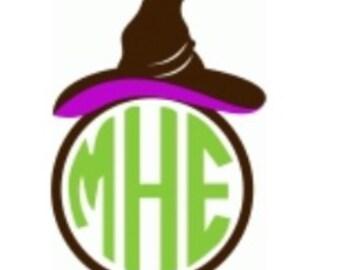 Custom Halloween Shirt with Monogram or name