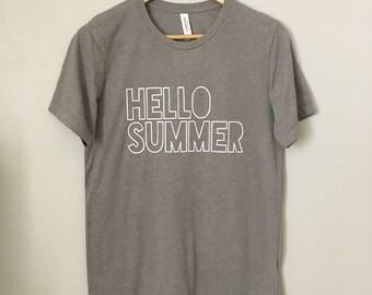 Hello Summer - ***FREE SHIPPING***