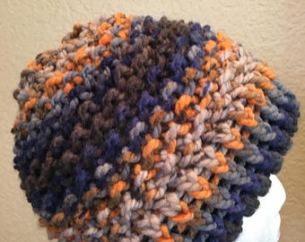 Winter Beanie ..men /woman.. Adult size ,warm hat , ready to ship