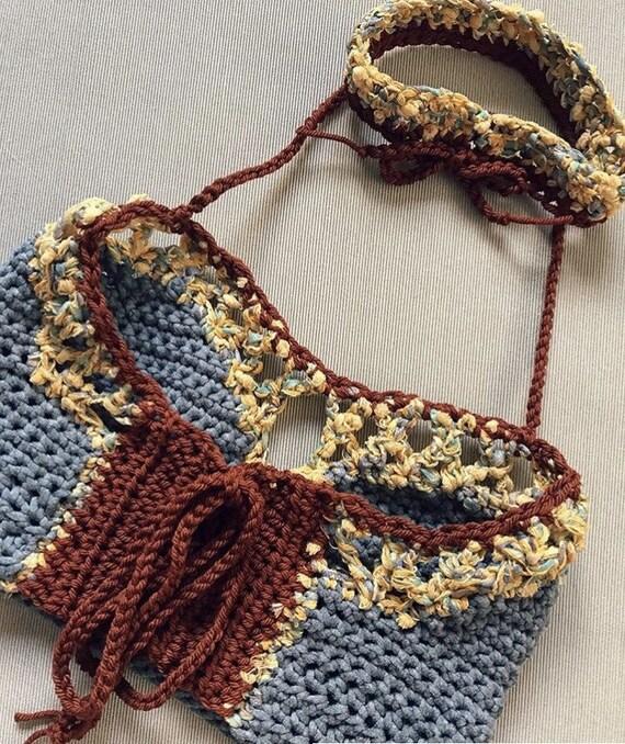 Crochet bralette pattern, crochet top pattern Bralette Top Pattern Crochet Crop Top Crochet Lace Top Crochet Bikini Top Crochet Bra