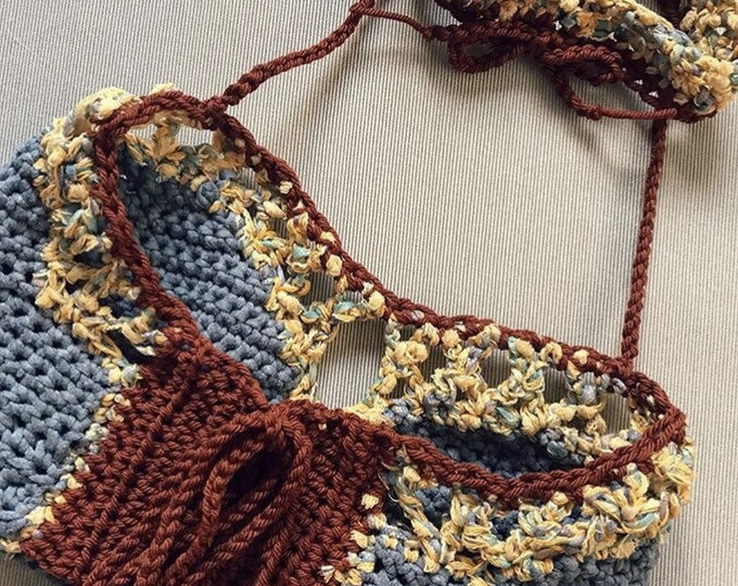 a6c7859211f62 15% OFF coupon on Crochet bralette pattern