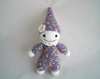 Amigurumi Cuddly Baby : Crochet Baby Doll / Crochet Amigurumi Baby Doll / Super Cute