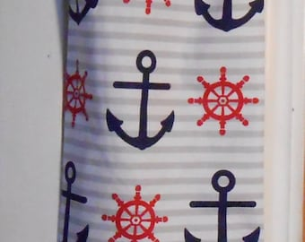 Plastic Grocery Bag Holder #359 Ship Anchors  plastic bag holder