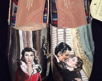 Gone With the Wind Inspired Toms