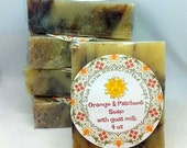 Orange Patchouli Goat Mil...