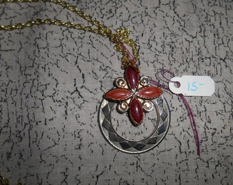 one of a kind handmade necklace