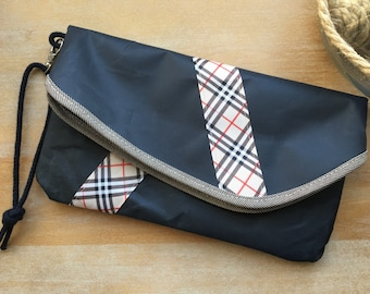 Sailcloth Clutch