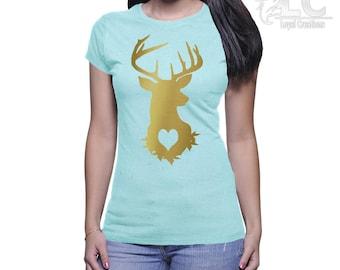 Love Nature-Deer Shirt