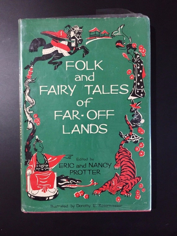 Folk and Fairy Tales of F...