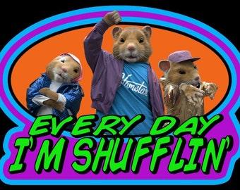 Kia Soul Every Day I'm Shufflin' T-shirt