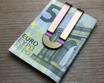 Money Clip / Titanium
