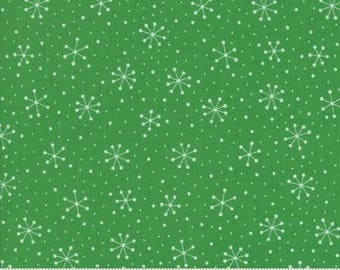 Red Dot Green Dash by Me and My Sisters 22301 12 Green Snowflake