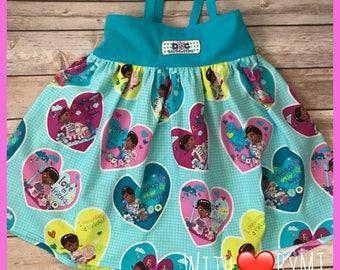 Doc McStuffins Summer Dress