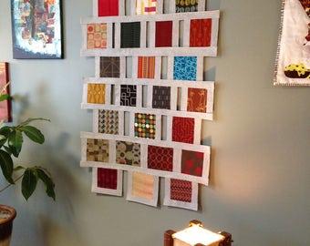 Mid-Century Modern Blocks Quilt
