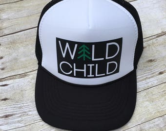 Youth Wild Child Hat
