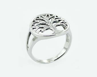 PREORDER! 50% OFF Tree of Life silver ring