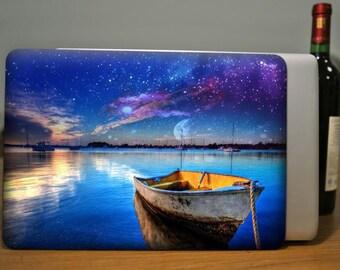 Ship and sea Macbook Case Macbook Hard Case Macbook Cover Macbook Pro Case Macbook Air Case Macbook Shell Macbook Skin