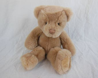 Gund  Stuffed Plush Bear