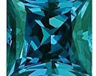 Lab Created Synthetic Alexandrite# 45 Corundum Square (8x8mm - 20x20mm) Loose Stones