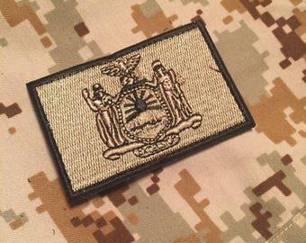 New York Velcro Patch (P66)