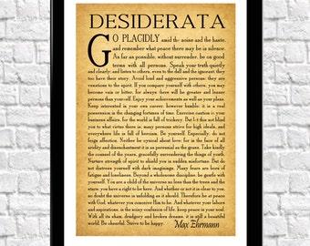 Free Desiderata Poem Clip Art