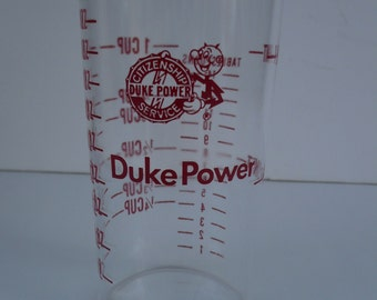 Duke Power Measuring Cup