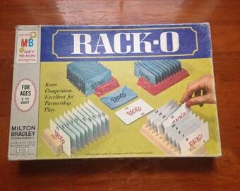 1966 Rack-O Game
