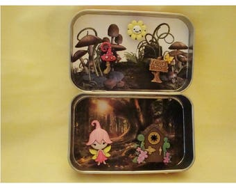 Altoids tin, Pocket Toy, Take along toy, Fairies and Friends
