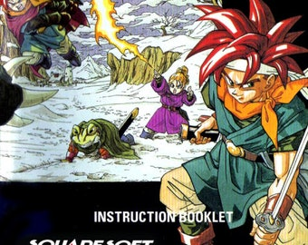 Chrono Trigger Manual