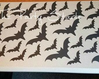 30 Bat Cut Outs
