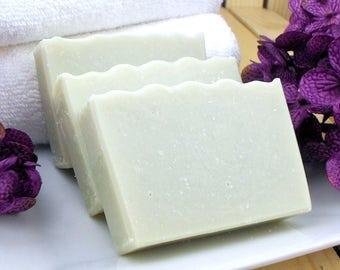 Shampoo Bar - Solid Shampoo - Shampoo Soap - Rosemary Mint Soap - Natural Soap - Mint Soap - Homemade Soap - Gift for Wife - Hostess Gift