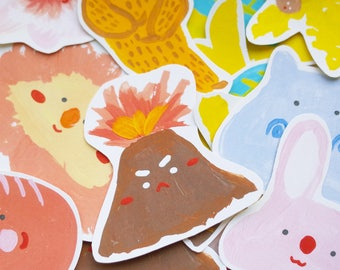 Amazing Animal Sticker Pack
