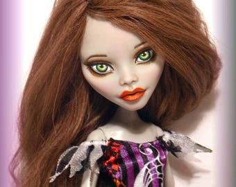 OOAK Monster High Repaint ***Jenny*** by DAO Fantasy Art