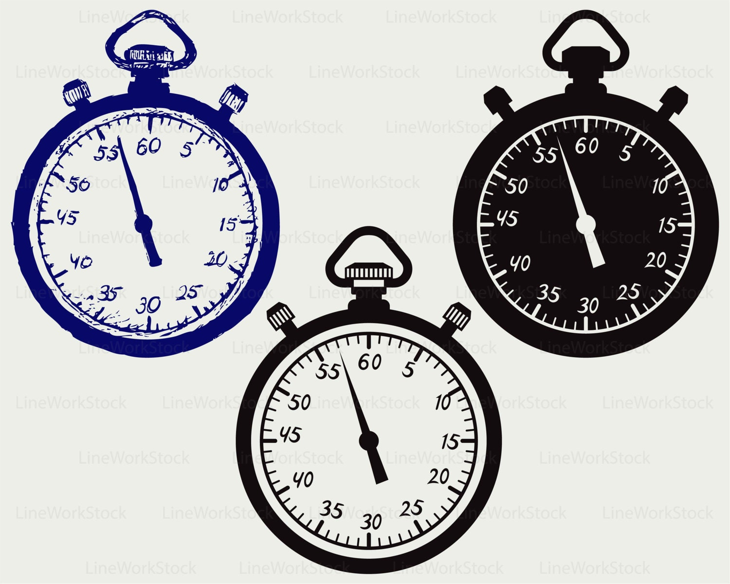stopwatch clipart. this is a digital file stopwatch clipart e