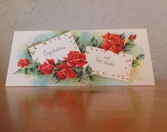 Wedding Congratulations ~ A Sunshine Card~