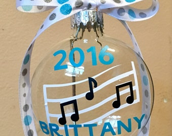 Piano Ornament Music Ornament Band Ornament Christmas Ornament BUY ANY 5 Ornaments and Get 1 Free!