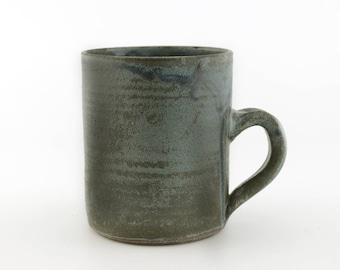 Coffee Mug, ceramic mug, mug for hot drink, handmade ceramic mug, pottery cup, beer mug, tea cup (A-mug-12)