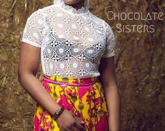 Skirt 'KAMA' (#SS17 CultureClash)