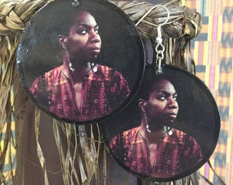 Nina Simone Earrings