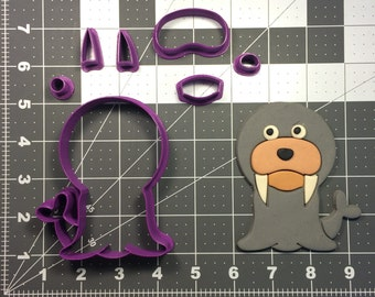 Walrus 102 Cookie Cutter Set