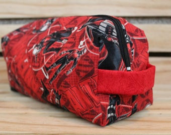 Medium Zippered Ant-Man Pouch