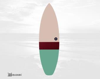 Algae Anarchy   Surfboard Sock