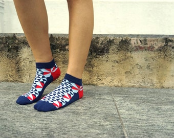 Freshly Pressed Socks - Helen