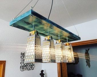 Handmade Vintage ceiling Lamp - Desings Graters