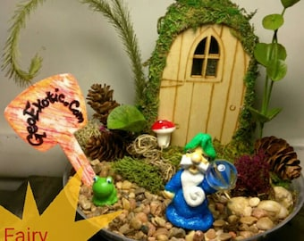 Fairy Gnome Homes