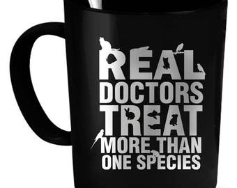 Veterinarian Gift, Vet Coffee Mug, Vet Coffee Cup
