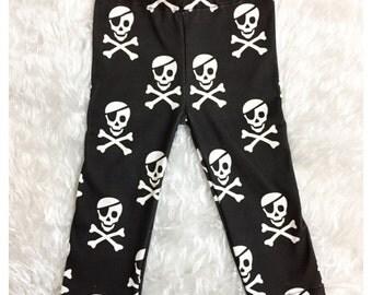 Pirate Skull Leggings